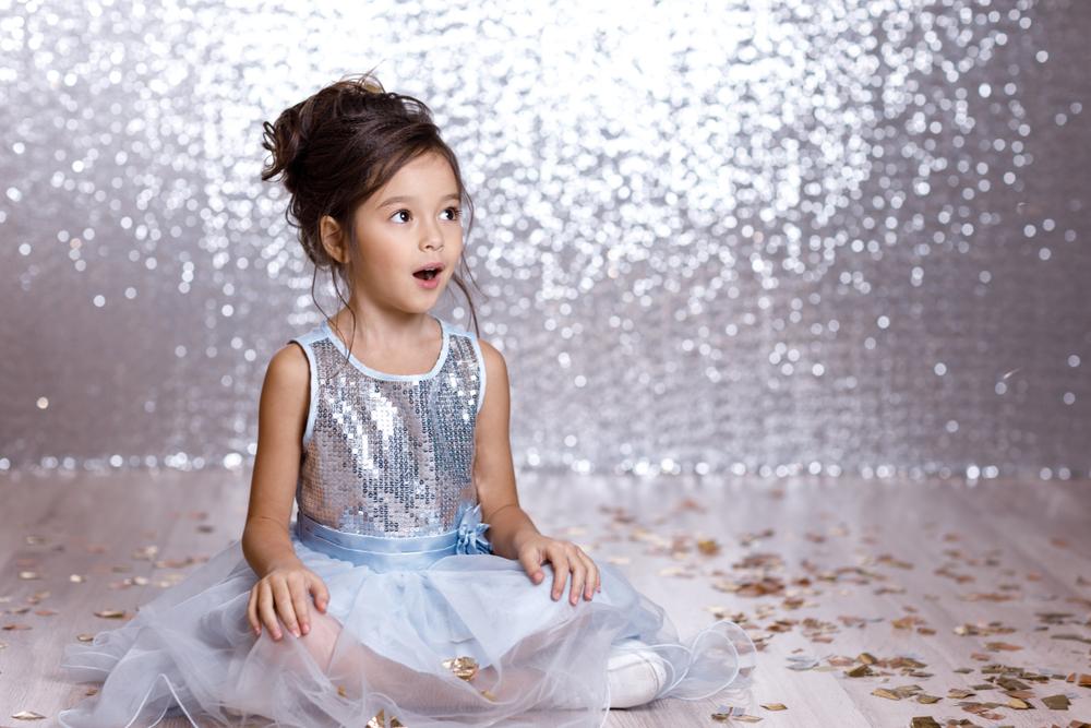 Fina barnkläder för speciella tillfällen